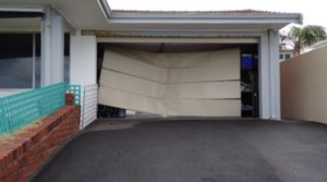Garage door Insurance claims: what you need to know